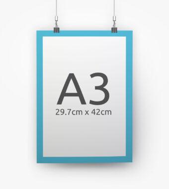 Plakaty A3