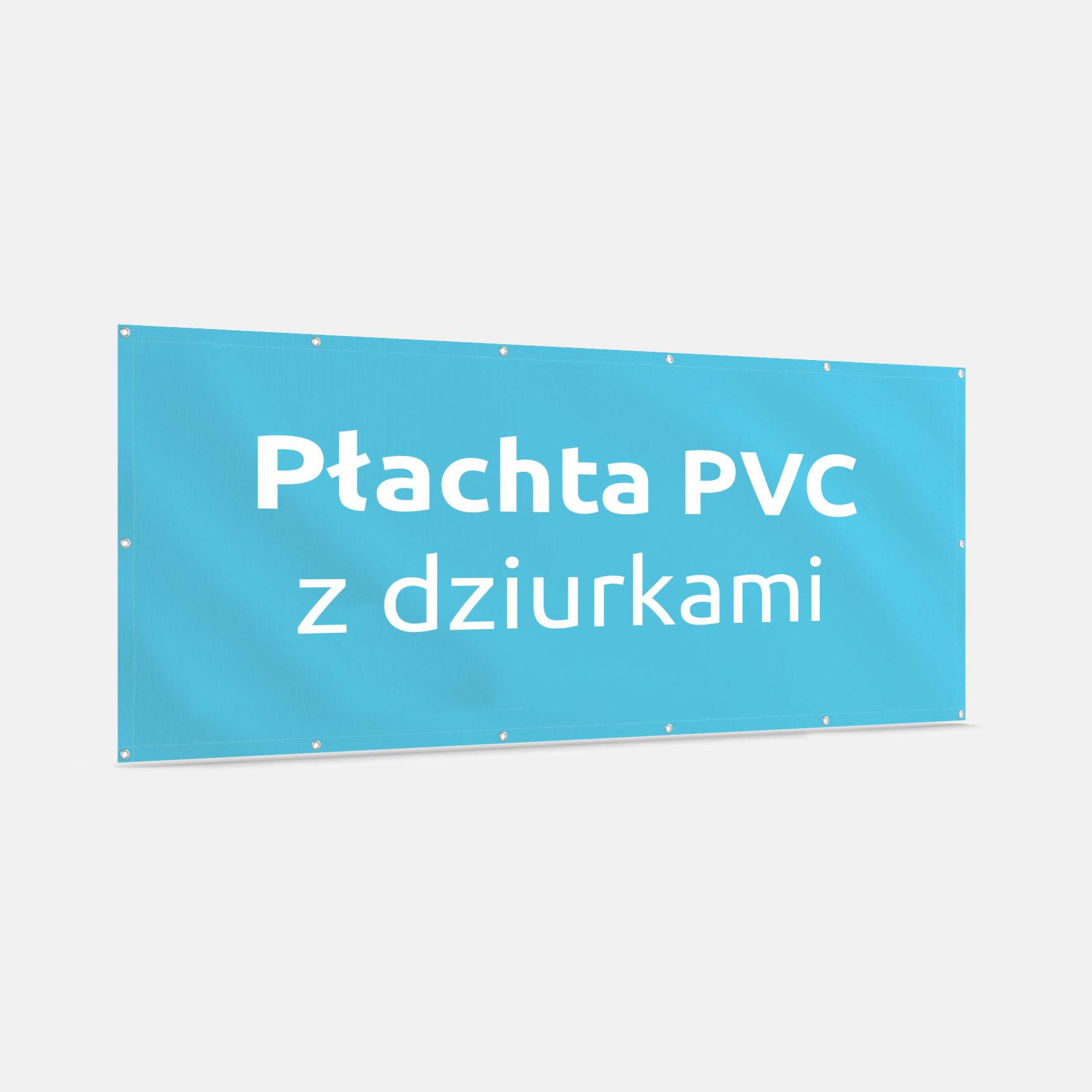 druk płacht PVC w UK