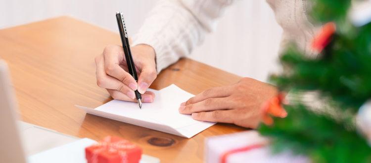Jak wysyłać biznesowe kartki świąteczne?