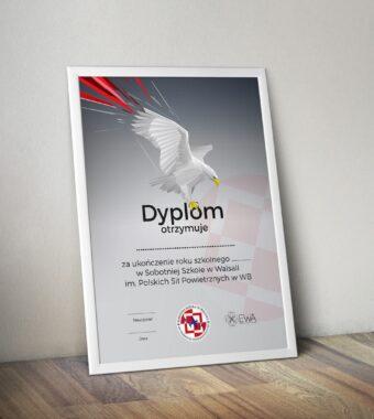 Certyfikat / Dyplom